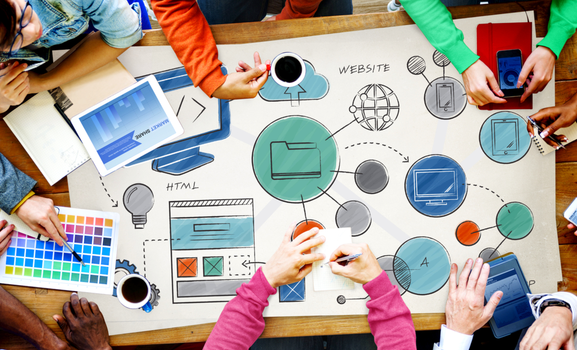 تعریف و نیازمندی های طراحی سایت
