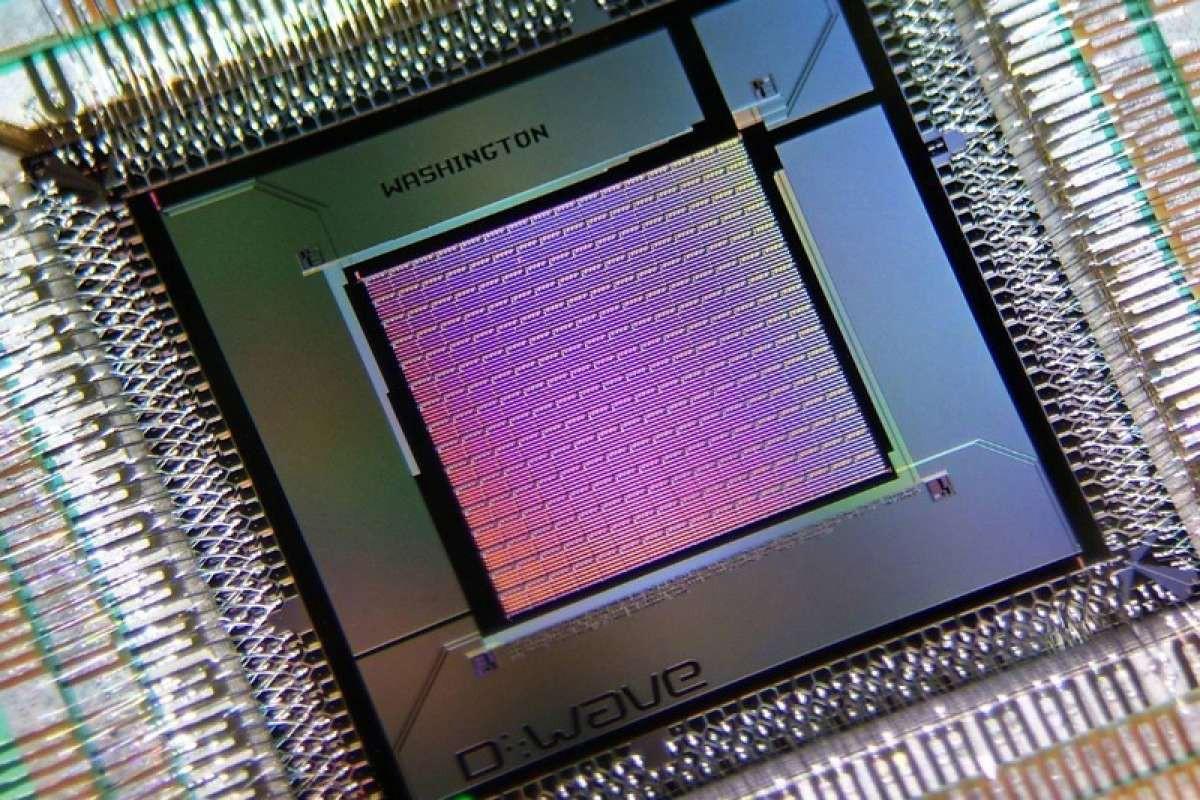 نگاهی کوتاه به کامپیوترهای کوانتومی