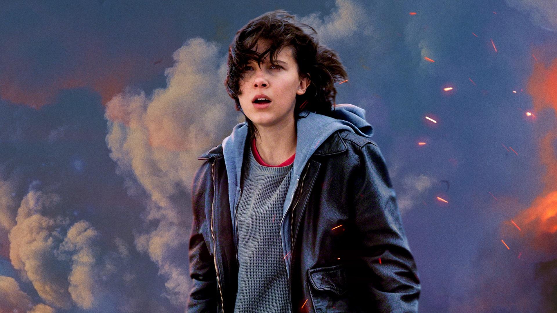 میلی بابی براون در نقش مدیسن / Godzilla: King of the Monsters | Courtesy of Warner Bros