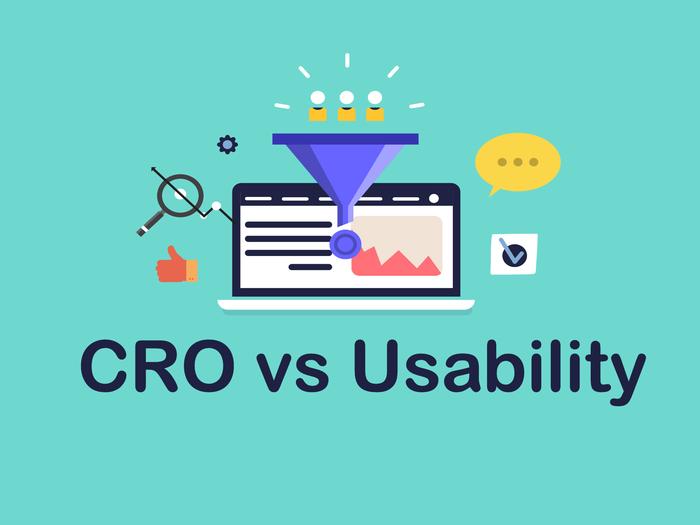 تفاوت کاربردپذیری (Usability) با نرخ تبدیل (CRO)