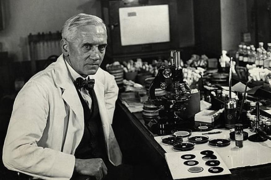 الکساندر فلمینگ , کاشف اصلی پنی سیلین کیست ؟!