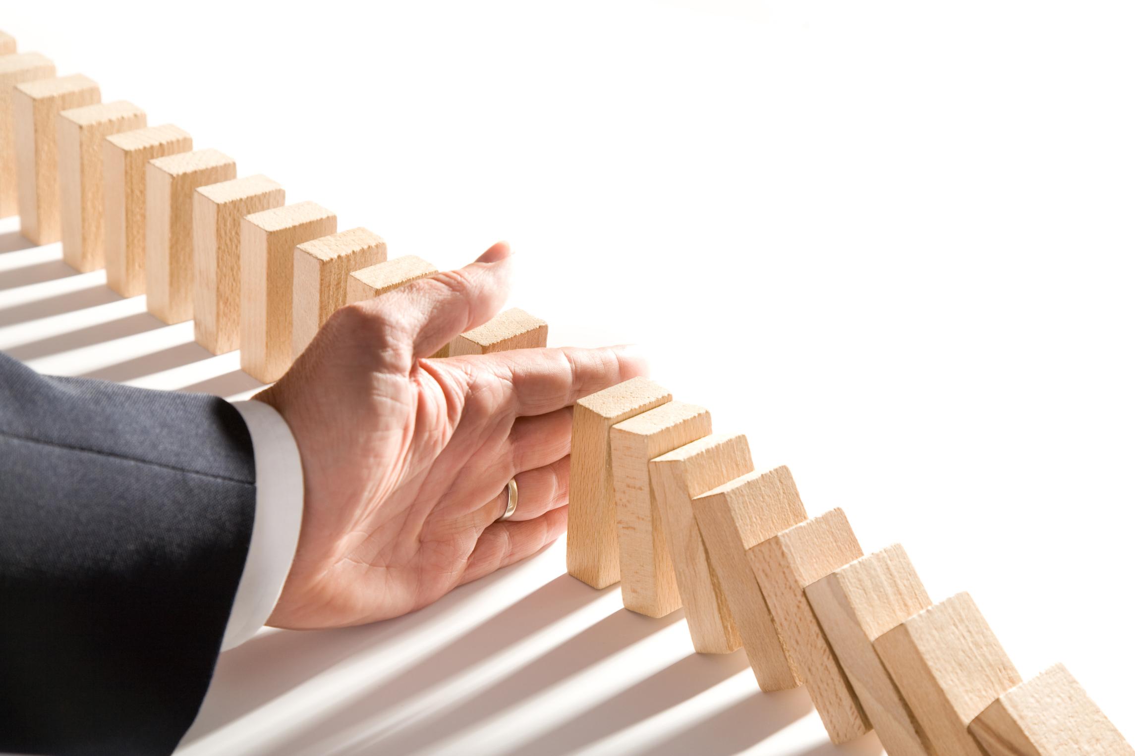 بحران سازمان