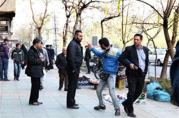 آزارهای خیابانی مردان به مردان