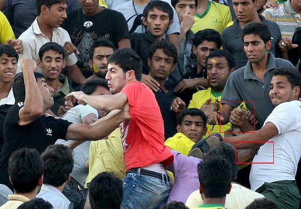 فوتبال ما عین زندگی ماست!