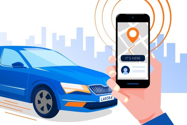 انقلاب صنعت تاکسی های اینترنتی برای رعایت فاصله اجتماعی در دنیای پساکرونا