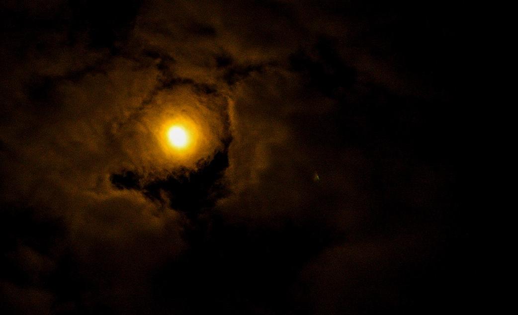 سحرگاه آن شب تیره