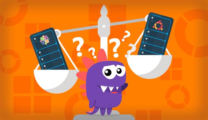 سنت او اس یا اوبونتو، کدام برای مدیریت سرور بهتر است؟