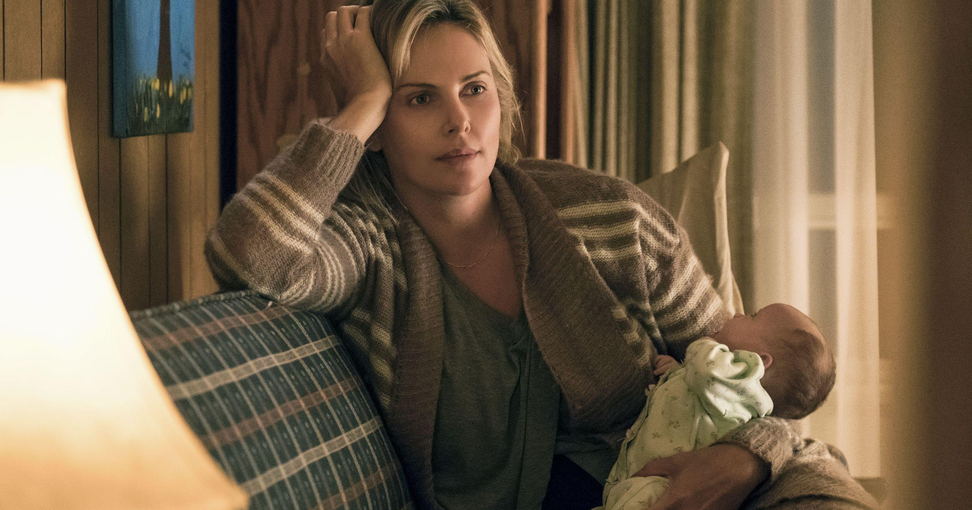 نقد و تحلیل فیلم (Tully)،مادرانگی در آستانه 40 سالگی