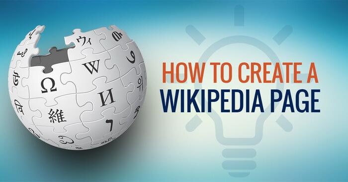 آموزش ساختن صفحه ویکی پدیا شما