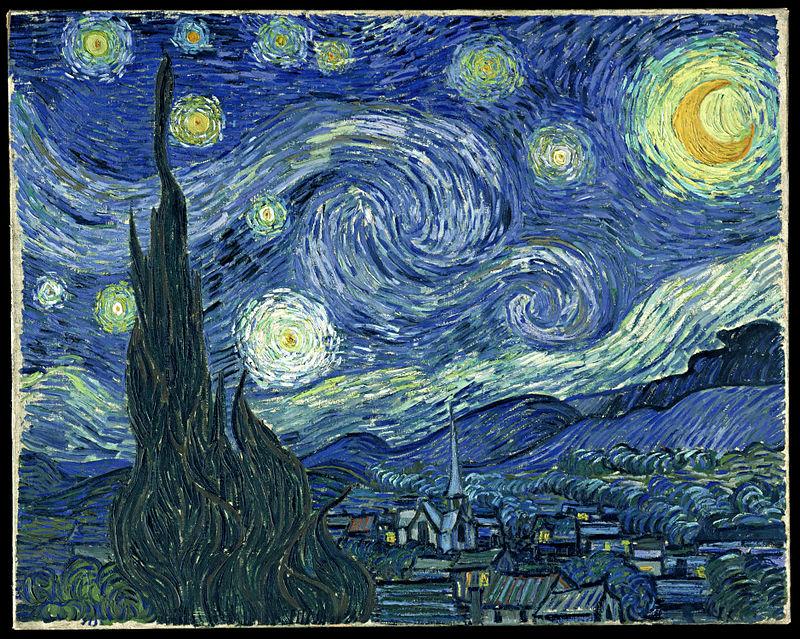 بهترین آثار هنری جهان (قسمت اول: شب پرستاره)