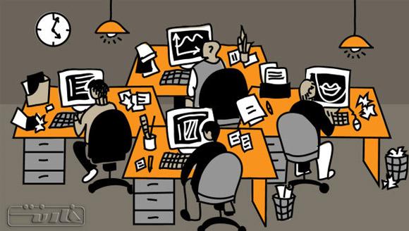 همکار، تضاد، تعامل