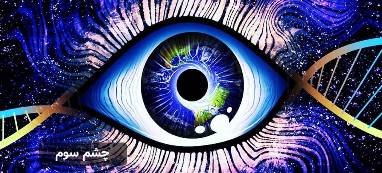 باز کردن چشم سوم