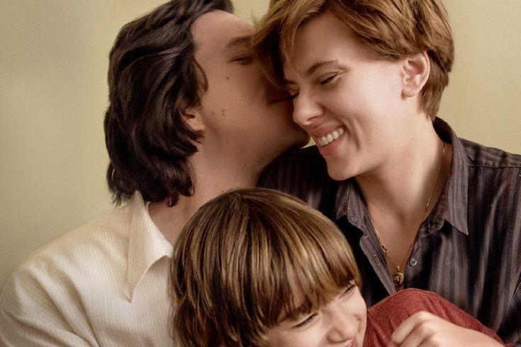 فیلم داستان ازدواج با اسکارلت یوهانسن؛ بازیگر جذاب ولی کم استعداد!