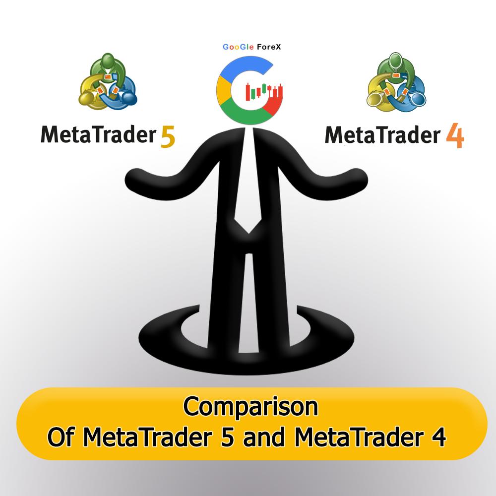 تفاوت متاتریدر 4 و 5