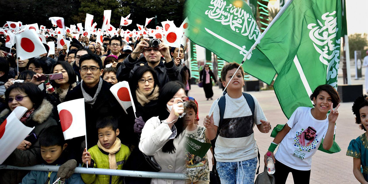 ژاپن یا عربستان؟
