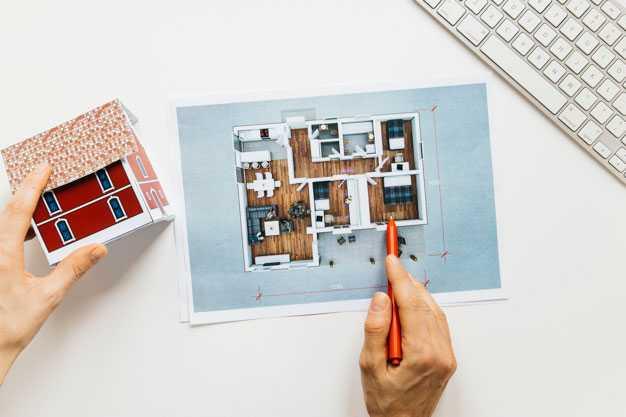 اولین قدم در یادگیری نقشه کشی معماری