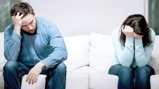 قرنطینه و افزایش طلاق پس از کرونا