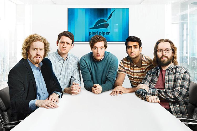 سریال سیلیکون ولی (silicon valley) درباره کارآفرینی و استارت آپ ها