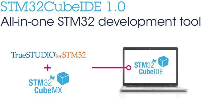 ابزاری جدید و کاربردی به نام STM32CubeIDE