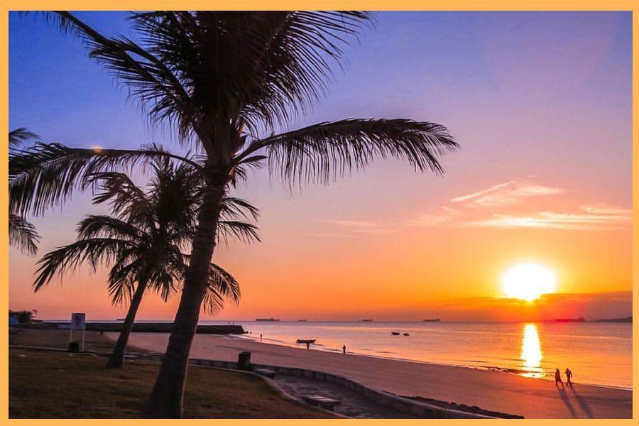 ساحل زیتون قشم