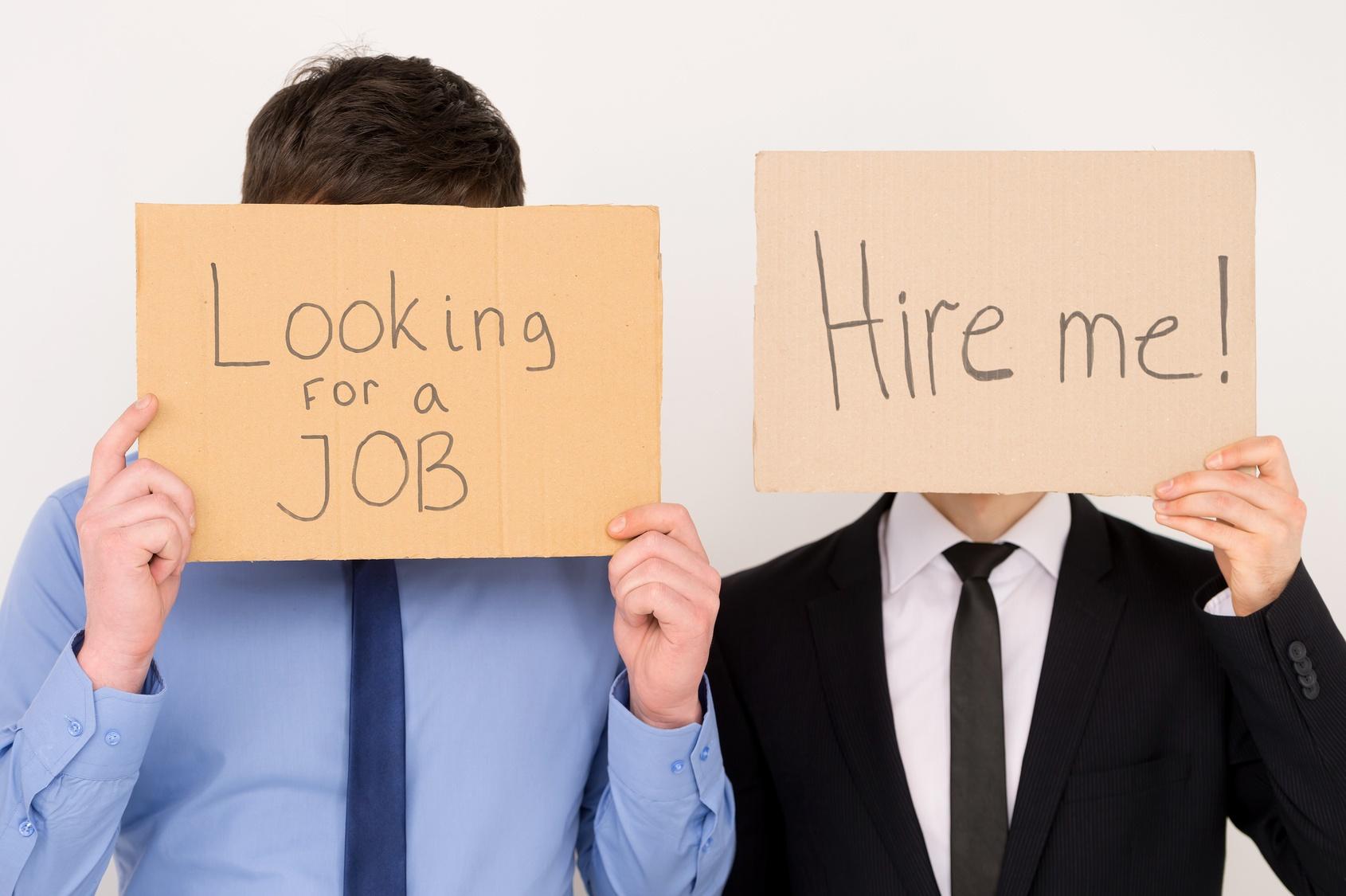 تجربه های استخدامی من