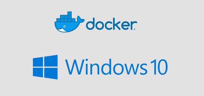 فعالسازی Hyper-V در ویندوز 10 برای راهاندازی Docker