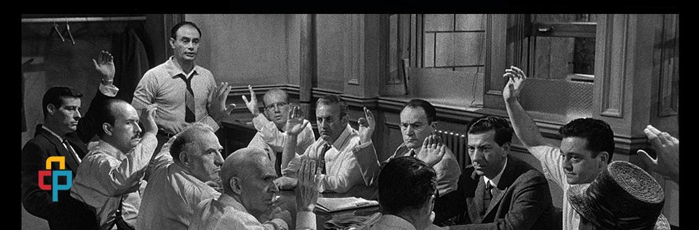 فیلم سینمایی ۱۲ مرد جنگی، محصول ۱۹۵۷