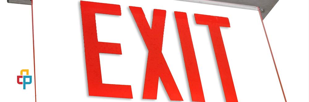 راهنمای تنظیم برنامه خروج از کسب و کار