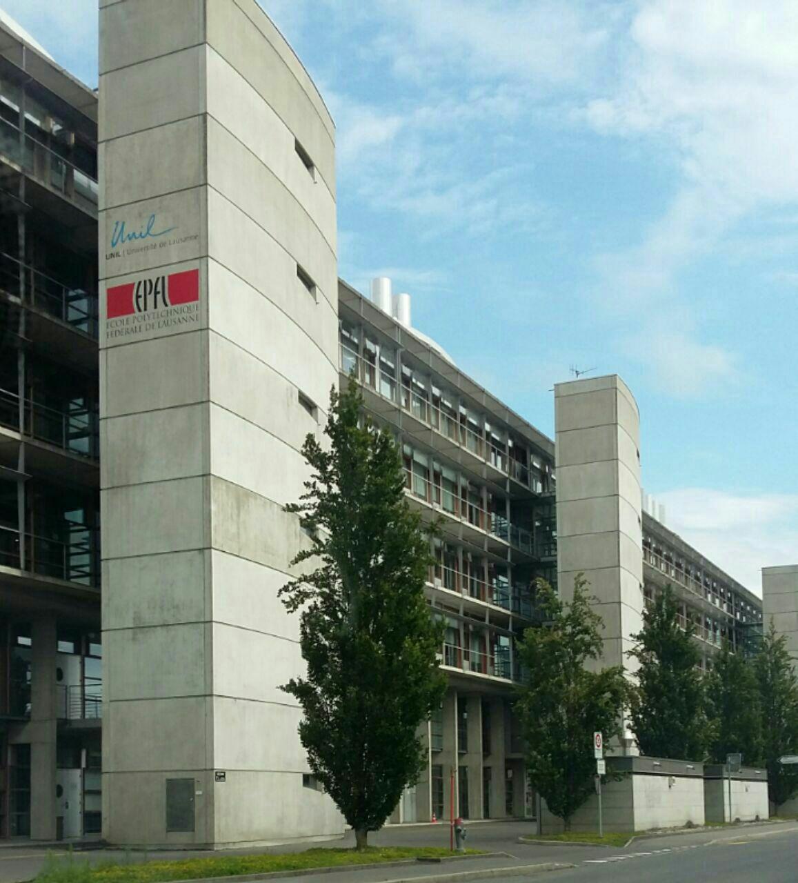 دانشگاه ای پی اف ال سوئیس