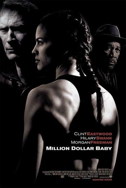 تماشا نوشت - فیلم دختر میلیون دلاری Million Dollar Baby