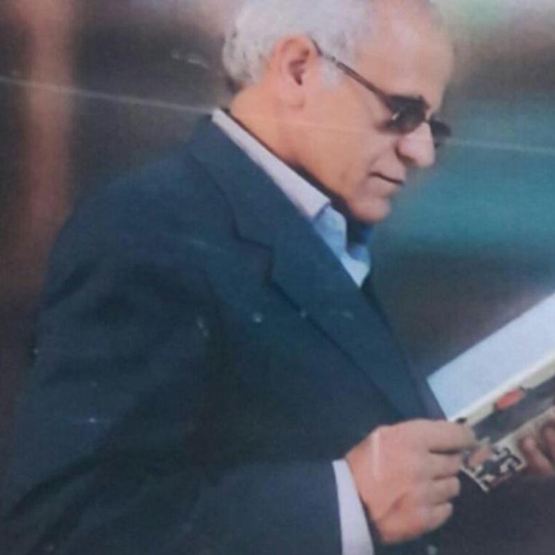 علی ملک پور