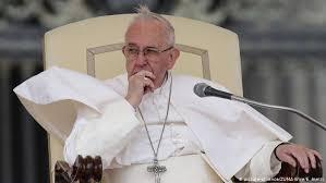 بیانیه عجیب پاپ