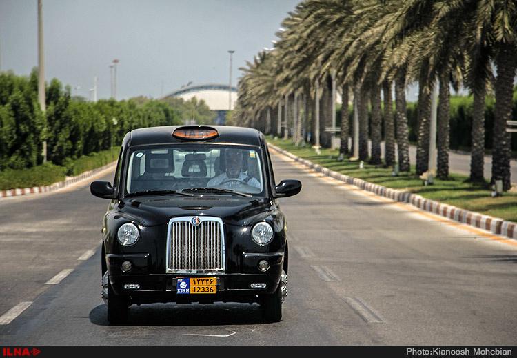 تاکسی تشریفات یا vip