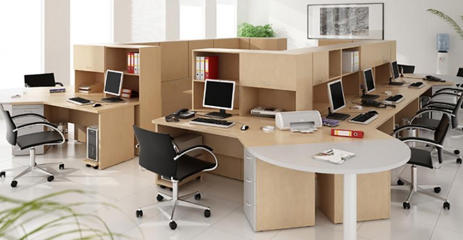 هفت چیدمان مؤثر مبلمان اداری در شرکت های کوچک (قسمت 2) | مبلمان اداری بنکو