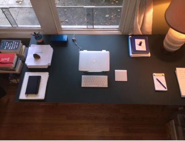 نگاهی به میز مدیریت چند نفر از افراد موفق و برجسته (قسمت 3) | مبلمان اداری بنکو