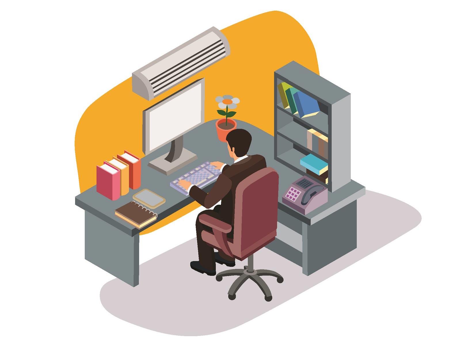 ایده هایی الهام بخش برای مبلمان اداری قابل توجه مدیران (قسمت 1) | مبلمان اداری بنکو