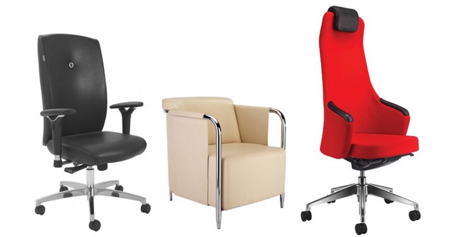 انتخاب صندلی اداری مناسب و ارگونومیک | مبلمان اداری بنکو