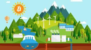 ماینینگ بیت کوین با رویکرد حفظ محیط زیست، می تواند اثر انتشار کربن را کاهش دهد ( بله، واقعا)
