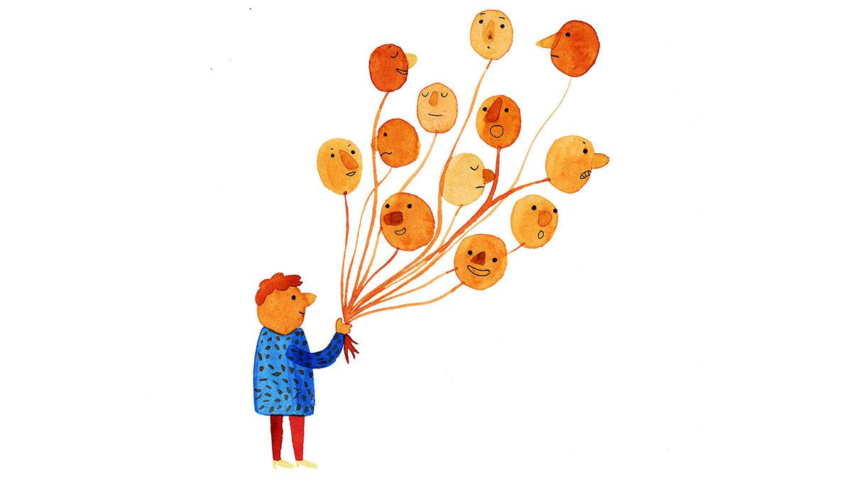 احساسات چگونه کار میکنند؟