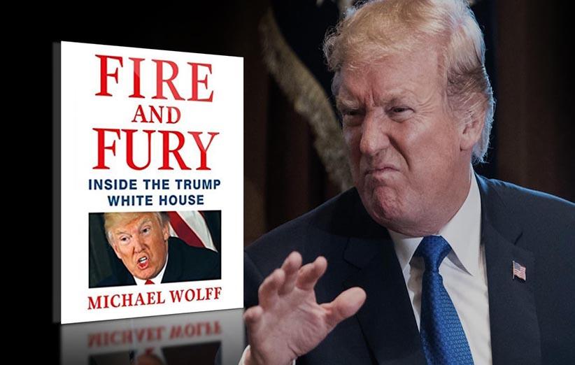 کتابی که چهره واقعی ترامپ را آشکار کرد