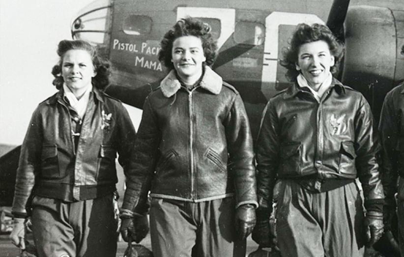 روایت تکاندهنده زنان و کودکان از جنگ جهانی دوم