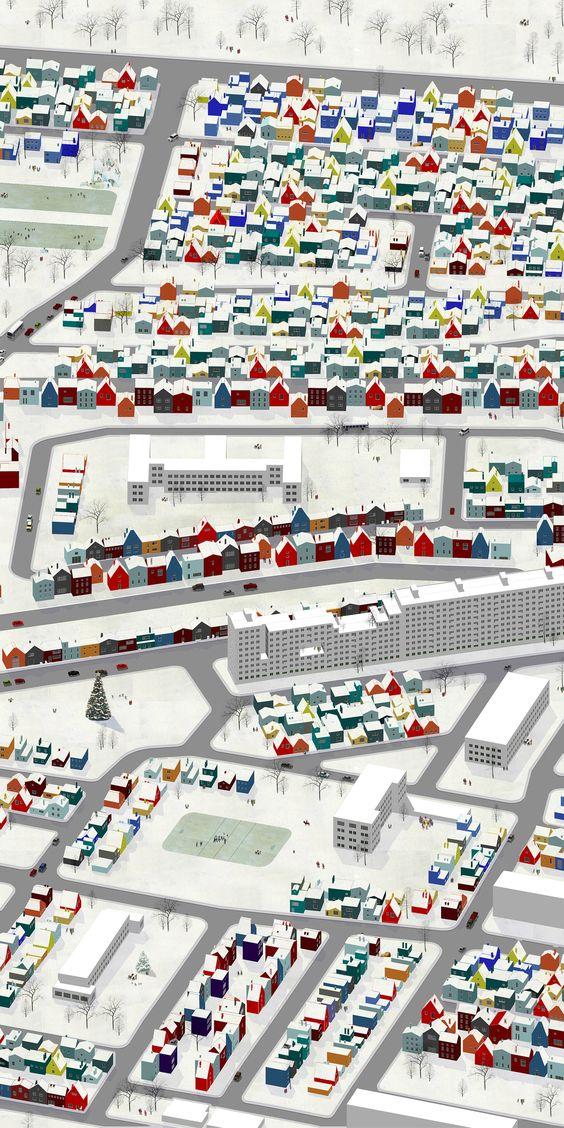 اصول و مباني نظري در طراحي شهري و بدنه سازي خيابان ها