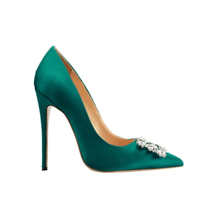 با انواع کفش پاشنه دار مخصوص خانم ها و ویژگی آن ها آشنا شوید