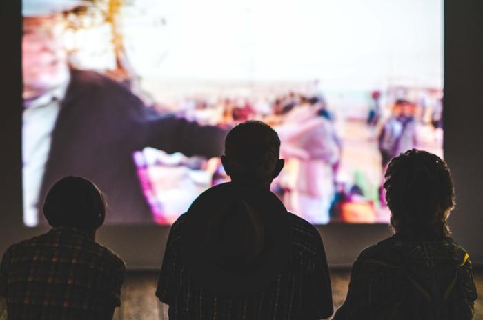 هنر خوب فیلم دیدن