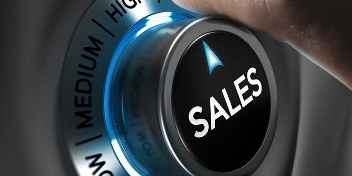 ما همه فروشنده ایم ولی باور نداریم، فروش کنید!