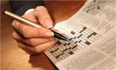 هیچکس با پر کردن جدول کلمات متقاطع روزنامهها، دانشمند نشده است
