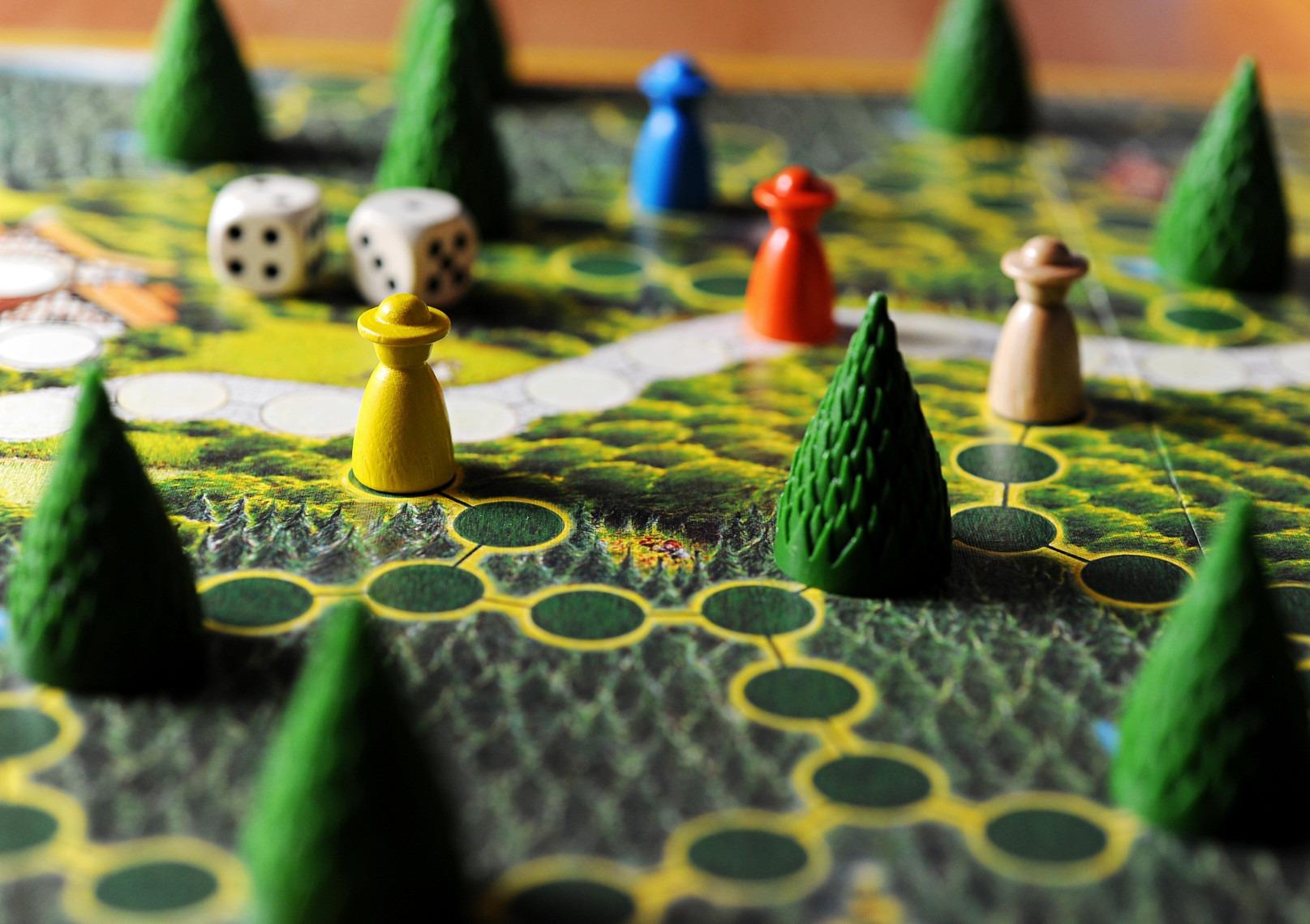 بازی کلاسیک راز جنگل یا Enchanted Forest