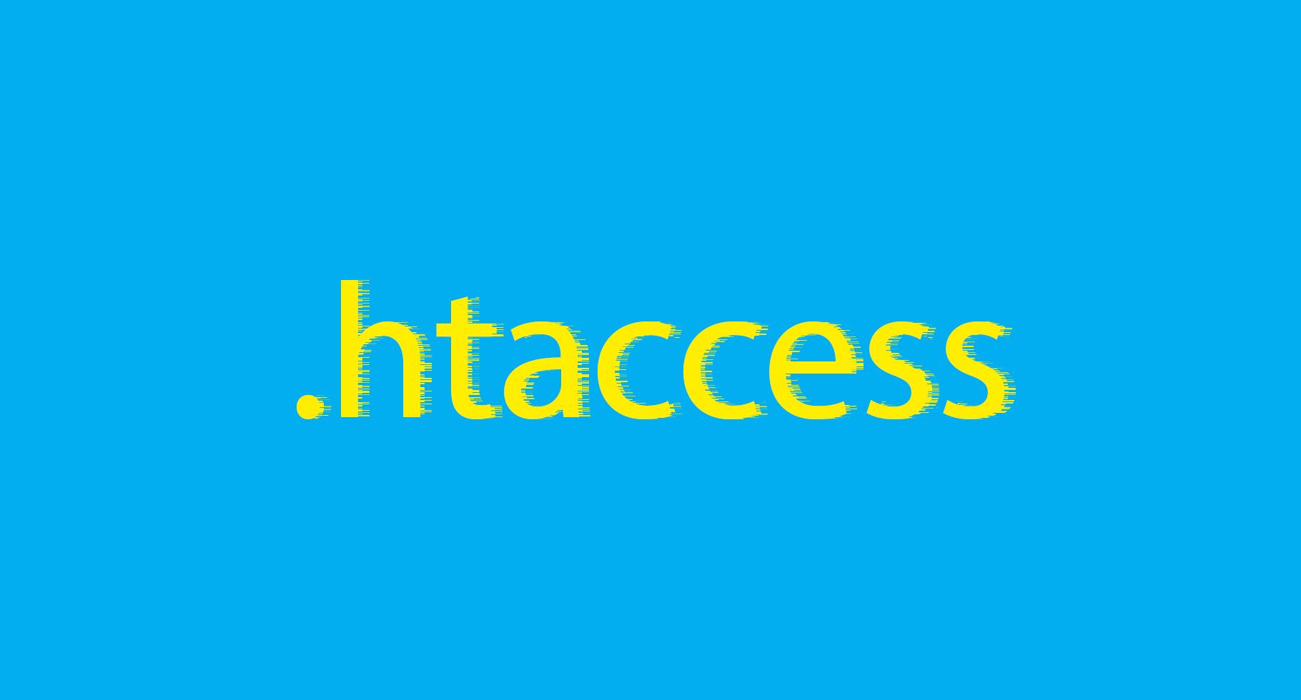 آموزش کار با Htaccess