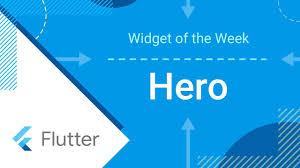 ویجت 17 (Hero در فلاتر)