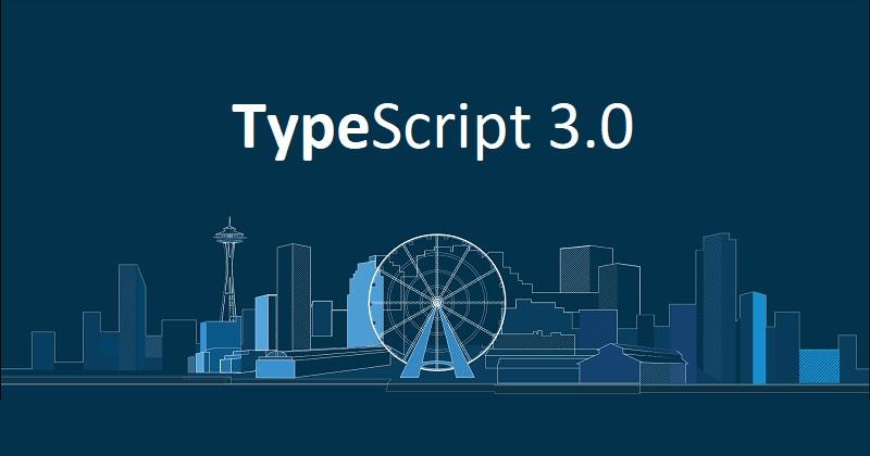 تازه های تایپ اسکریپت ۳